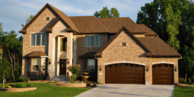 dark brown garage doorsResidential  Commercial Garage Doors  Midwest Doors Inc